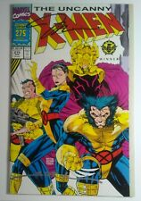 X-MEN #275 SIGNED BY JIM LEE and SCOTT WILLIAMS