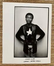 Jimmy Cliff Reggae Jamaica Artist Photo by Peter Simon