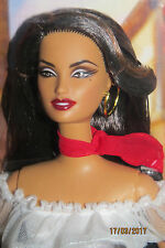 NRFB POUPÉE BARBIE DOTW Poupée du monde ITALIE ITALY collection collector P3488