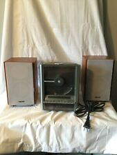 Sony Hcd-Ex1 Compact Stereo System Radio Cd Speakers Shelf Cmt-Ex1 Tested Works