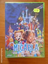 DVD MICAELA - UNA PELICULA MAGICA - LEER DESCRIPCION (6C)