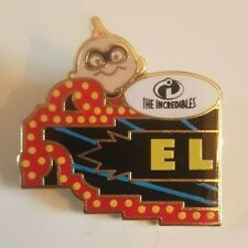 Pin's Disney LES INDESTRUCTIBLES THE INCREDIBLES JACK JACK EL CAPITAN EL