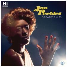 Ann Peebles : Greatest Hits CD (2015) ***NEW***