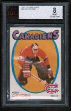 1971 72 OPC O-Pee-Chee #45 Ken Dryden Rookie Rc BVG 8 nrmt+ Montreal Canadiens