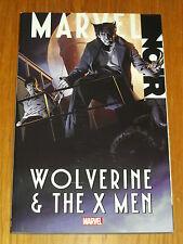Marvel Noir Wolverine & X-men van Lente Moore Calero Smith GN 9780785183822