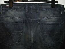 Diesel SHIONER Slim-Skinny Fit Jeans Blue Eyecons Wash 0805A W33 L34 (a3318)