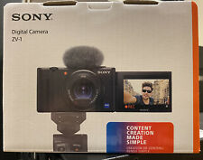 Sony ZV-1 20.1 Megapixel Digital Camera with 64GB SanDisk Extreme Pro SD Card