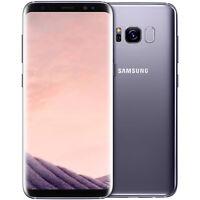 Samsung Galaxy S8 G950U 64GB Unlocked GSM U.S. Version 12MP Phone - Orchid Gray
