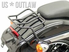 porte bagage poudre noir pour Harley Davidson Breakout  CVO Breakout Pro Street