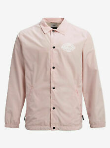 Men's Analog Sparkwave Snowboarding Jacket Crystal Pink Large MSRP $149