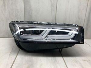 USED 2018 - 2020 Audi Q5 SQ5 Headlight Full LED Right Passenger Side OEM