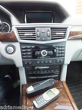 100% Original Nokia 6310 JETBlack Handy mit UHI Schale Mercedes W212 Autotelefon