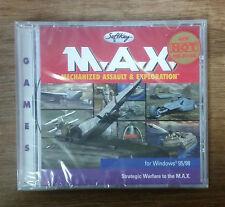 M.A.X. Mechanized Assault & Exploration (PC CD-ROM)