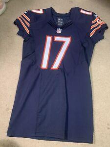 Alshon Jeffery Chicago Bears 2014 Nike Skill Team Issued NFL Jersey 40 Game #17