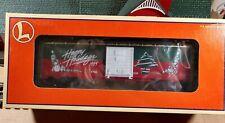 Lionel 1999 Christmas Box Car 6-26243 C-9