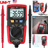 UNI-T UT125C Digital Multimeter AC/DC Volt Amp Ohm Cap Hz NCV Test Pocket Size