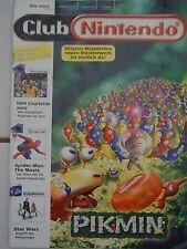 Nintendo CLUB Juni 2002 Jahrgang 14 Ausgabe 3 super Zustand!!!!