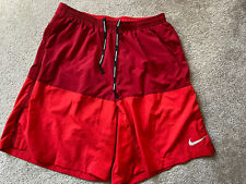 Nike Shorts Running M Rot