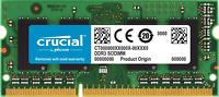 Crucial CT102464BF160B 8 GB DDR3L, 1600 MT/s, PC3L-12800, SODIMM, 204-Pin Memory