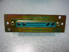 Winchester RM200C Combination D-Sub 21WA4S Guide Pin Plate Assembly **NEW**