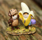 Wee Forest Folk M-669c Gone Bananas by Wee Forest Folk - NEW