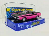 Slot car Scalextric Superslot H3537 Dodge Challenger T/A '340 Six Pack