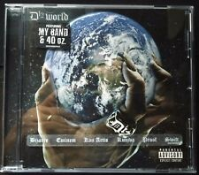D12 ‎– D12 World CD 2004 Shady Records ‎– 0602498621622 Nuovo