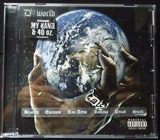 D12 – D12 World CD 2004 Shady Records – 0602498621622 Nuovo