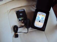 BOXED ORIGINAL RETRO BLACKBERRY CURVE 9300 UNLOCKED BUNDLE 2G,3G,4G SIM