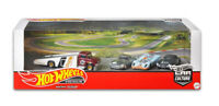 Hot Wheels 2020 Premium Set Iconic Race Cars Mercedes-Benz Jaguar Porsche