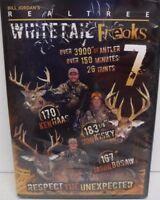 Bill Jordans Real Tree Whitetails Freaks 7 NEW Hunting DVD