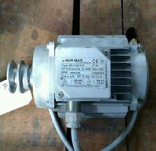 Ber-Mar Drycleaning spin motor Bm.71.S4.7013 Permac P350