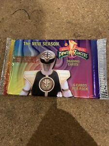 The New Season Power Rangers Rare Sealed Pack 1994