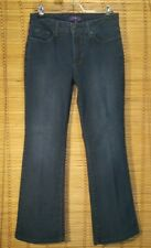 NYDJ NOT YOUR DAUGHTERS JEANS SIZE 8 SHORT STRETCH BOOTCUT WOMEN'S JEANS