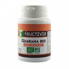 Guarana Bio - 120 gélules végétales de 300 mg