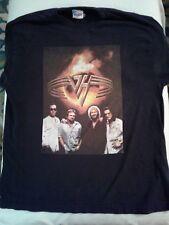 Van Halen 2004 Concert, Xl, original ,murina tag, black, sammy hagar, usa, vtg