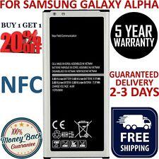 Samsung Galaxy Alpha G850  EB-BG850BBU 1860mAH Original Genuine Battery