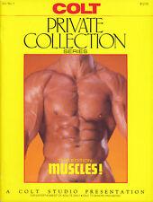 Colt Private Collection 1 Muscles - Hochwertiges und ästhetisches Gay Magazin