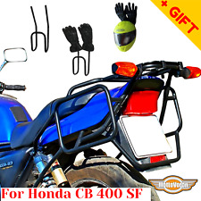 For Honda CB 400 SF rack luggage system CB 400 Super Four side carrier soft bags