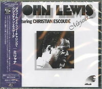 JOHN LEWIS FEATURING CHRISTIAN ESCOUDE-MIRJANA-JAPAN CD BONUS TRACK Ltd/Ed C65