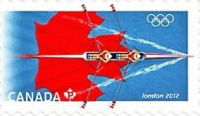 Canada   # 2556   LONDON 2012 SUMMER OLYMPICS    VF-NH  2012  Pristine Gum