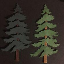 Jolees JJAB071B Christmas Stickers-Pine Trees NEW Forest Woods Evergreen Fir