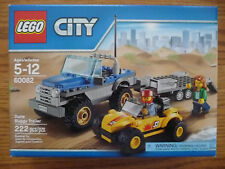 Lego City Dune Buggy Trailer 60082 - New in Sealed Box