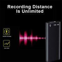Mini Voice Activated 8/16 GB USB Spy Pen Digital Audio Sound Recorder Mp3 Player