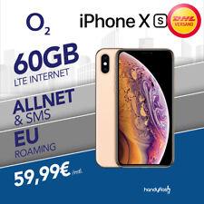 Apple iPhone  Max o2 Free Handy Vertrag inkl.60GB LTE internet nur 59,99€ mtl