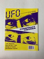 Vintage UFO Magazine 1992 - Aliens, Conspiracy Theories, JFK