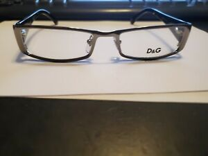 NEW Dolce & Gabbana DD5067 090 Gunmetal Tortoise 51-17-135 Eyeglasses PERFECT