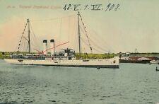Nr.16977 PK Vaporul Imperatul Traian Rumänien  Schiff Seefahrt 1908