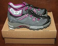 PEARL IZUMI W X-Alp Drift II Cycling Shoes Bike Gray Purple Women 36 NIB