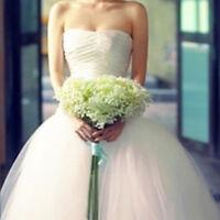 Gypsophila Floral Flower Fake Silk Wedding Party Bouquet Artificial F8A
